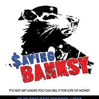 Rotzfrech-Cinema zeigt Saving Banksy