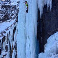 Ice Climbing Test
