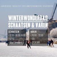 JFAS Winterwonderdag Schaatsen &amp Varen