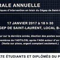 Assemble Gnrale Annuelle de lADTILCSL