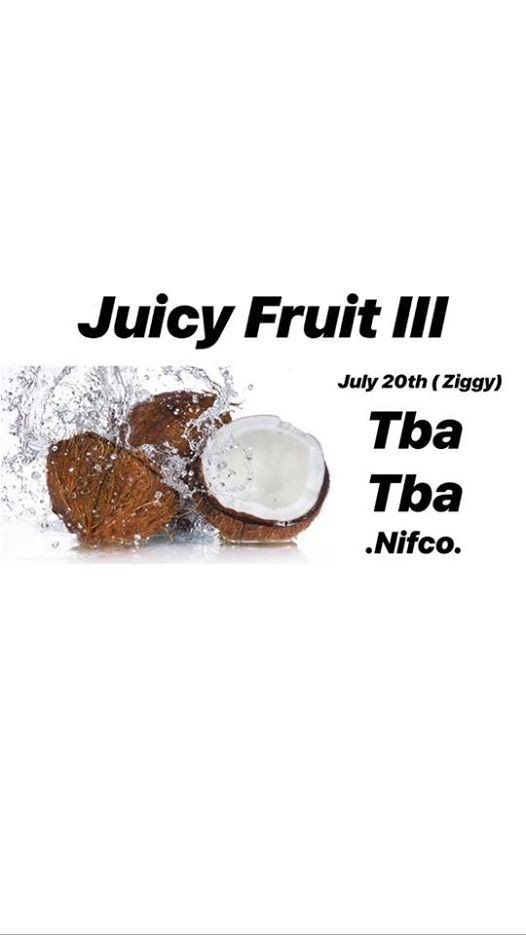 Juicy Fruit III (Summer Edition)