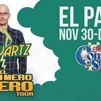 Eric Schwartz - El Paso Nov. 30-Dec. 3