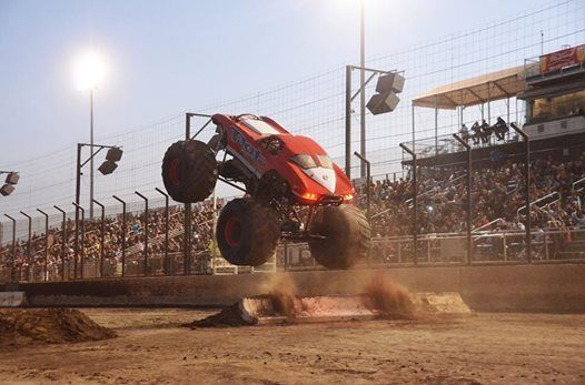 Southern California Fair With Monster Trucks Sunday October 7