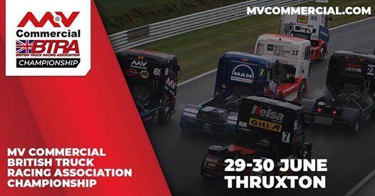 MV Commercial BTRA Championship - Thruxton