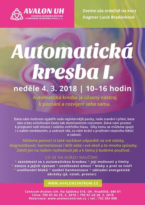 Automaticka Kresba I At Avalon Uherske Hradiste Uherske Hradiste