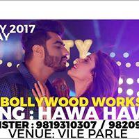 Free Bollywood Workshop