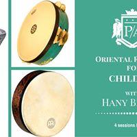 Oriental Rhythms for childern with Hany Bedair