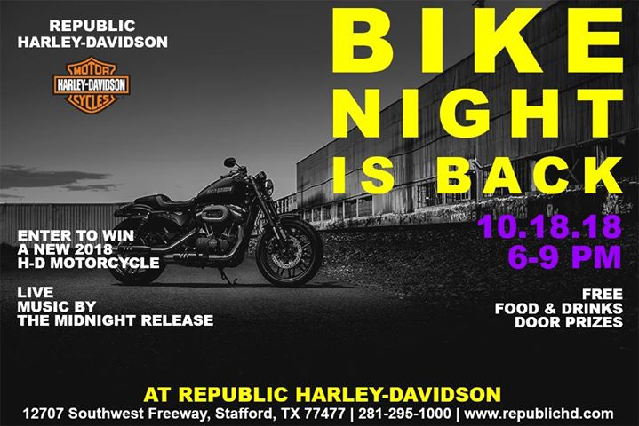 Bike Night at Republic Harley-Davidson