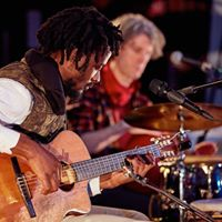 Niwel Tsumbu Sounds live Upstairs at Wigwam (free)