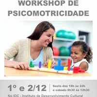 Workshop de Psicomotricidade.