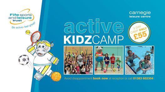 Active Kidz Camps 2019 - Carnegie