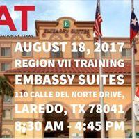 CEAT Region VII Training - Laredo