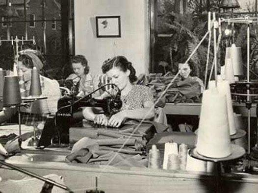 Intermediate Adults Sewing School