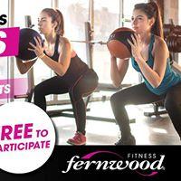 Fernwood Fitness Games