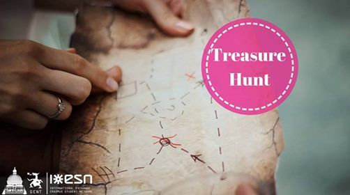 ESN Gent & Saint-Louis Brussels Treasure hunt