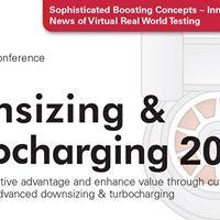 9th International Conference Advanced Downsizing &amp Turbocharging