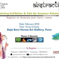 Painting Exhibition - Abstraction 2018