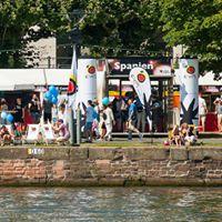 Spanien am Main - Museumsuferfest Frankfurt