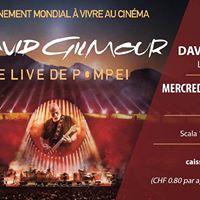 David Gilmour  Le Live de Pompei