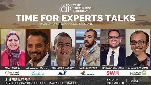 Cairo Professional Program l February 2019