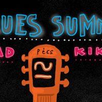 Blues Summit PMD blues band vendg Szab Leslie