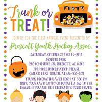 PYHA Trunk or Treat