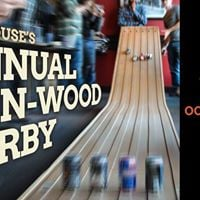 2nd Annual Can-Wood Derby at Ale House