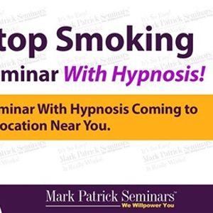 Bangor Events - Mark Patrick Stop Smoking Seminar at Hilton