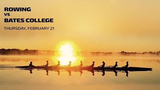Rowing vs Bates College