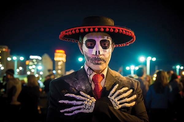 Day of the Dead Comes to Brisbane