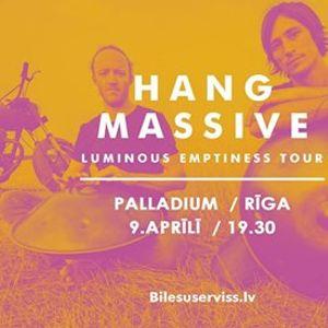 Hang Massive Live in Riga