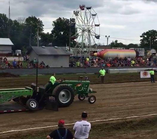 2018 Putnam County Fair Truck & Tractor Pull
