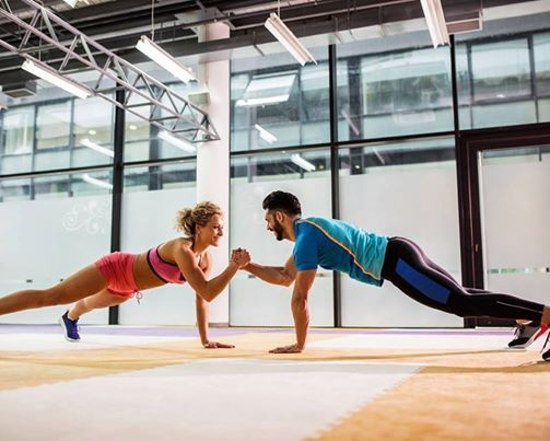 Sweat With Your Sweetheart - Valentines Date Night Workout