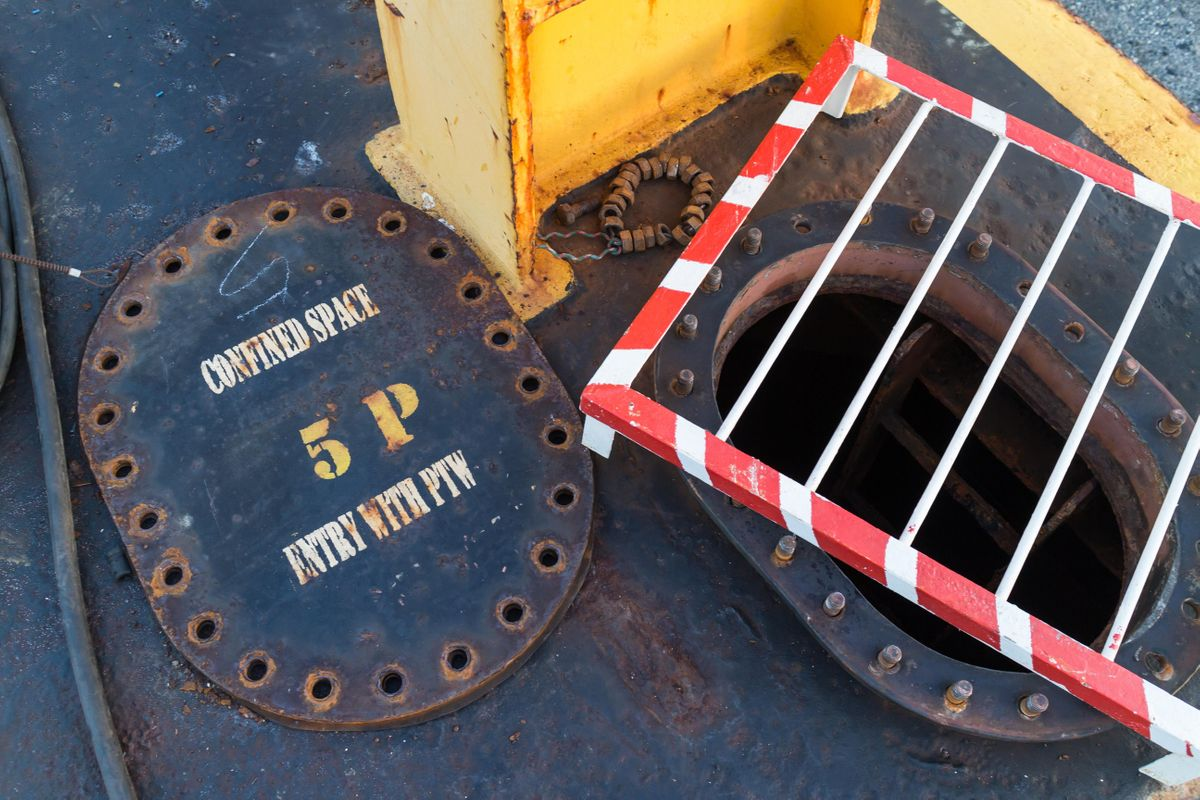 Confined Space Entry Awareness Training (125tax)