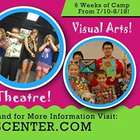 Arty Camp Week 4