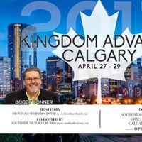 Kingdom Advance Calgary 2017