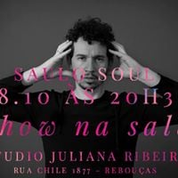 Show Saulo Soul - Lauro Ribeiro - Be Its Sound