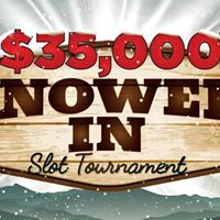35000 Snowed In Slot Tournament