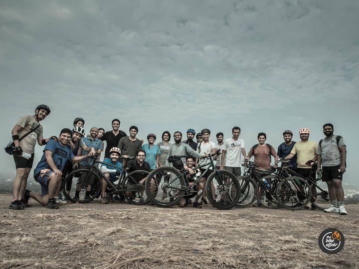 Saturday Leisure Ride - Ruins of Golkonda