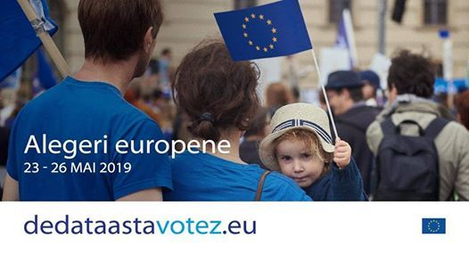 De Data Asta Votez - Alegeri Europene 2019