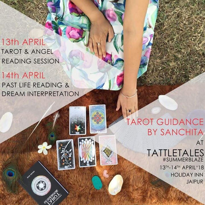 Tarot Guidance By Sanchita Tattletales 2018