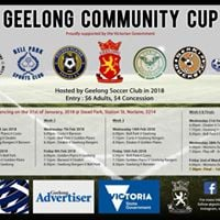 Corio vs Golden Plains Addy Cup Opener