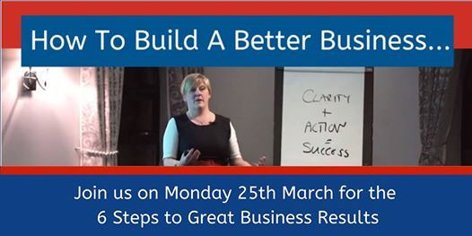 Monday Motivation - Free breakfast and seminar event