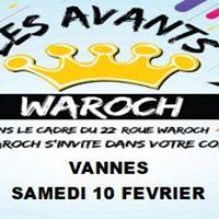 Ztadam  Vannes pour les Avants Waroch