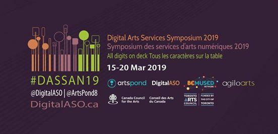 Digital Arts Services Symposium 2019