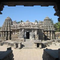 Ride To Hoysalas Pagoda