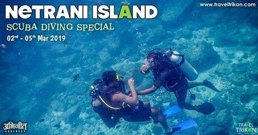 Trikon 1453 Scuba Diving Tour To Netrani Island