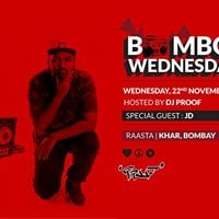 Boombox Wednesdays with DJ Proof Ft. JD