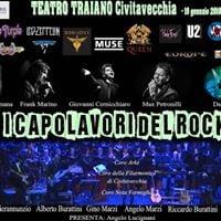 I Capolavori del Rock - Al Teatro Traiano