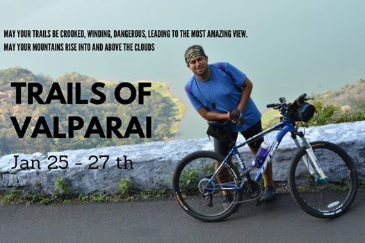 Trails of Valparai [Cycling]